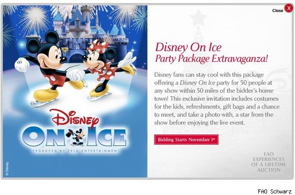 Disney on Ice Extravaganza