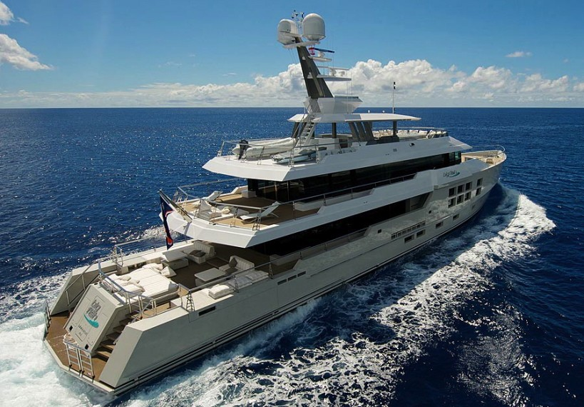 Big Fish Superyacht
