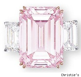 perfect pink diamond