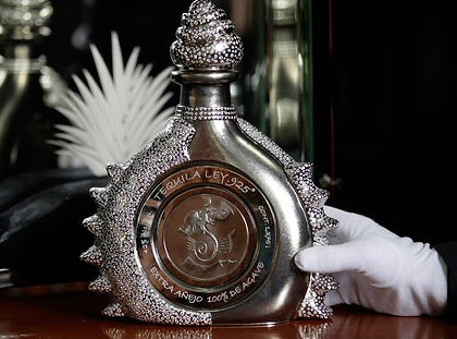 $3.5 million bottle of tequila