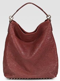 Alexander Wang Leather Hobo