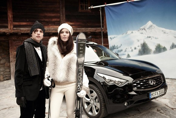 Infiniti Limited Edition Ski Pack by Volant
