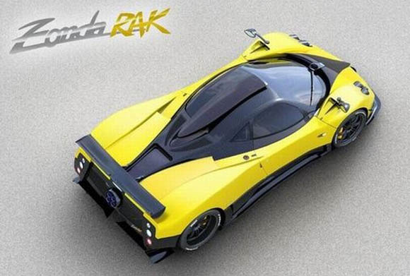 zonda rak