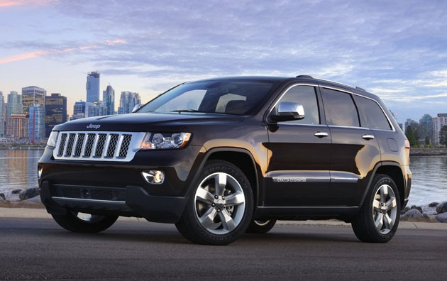 jeep grand cherokee overland summit