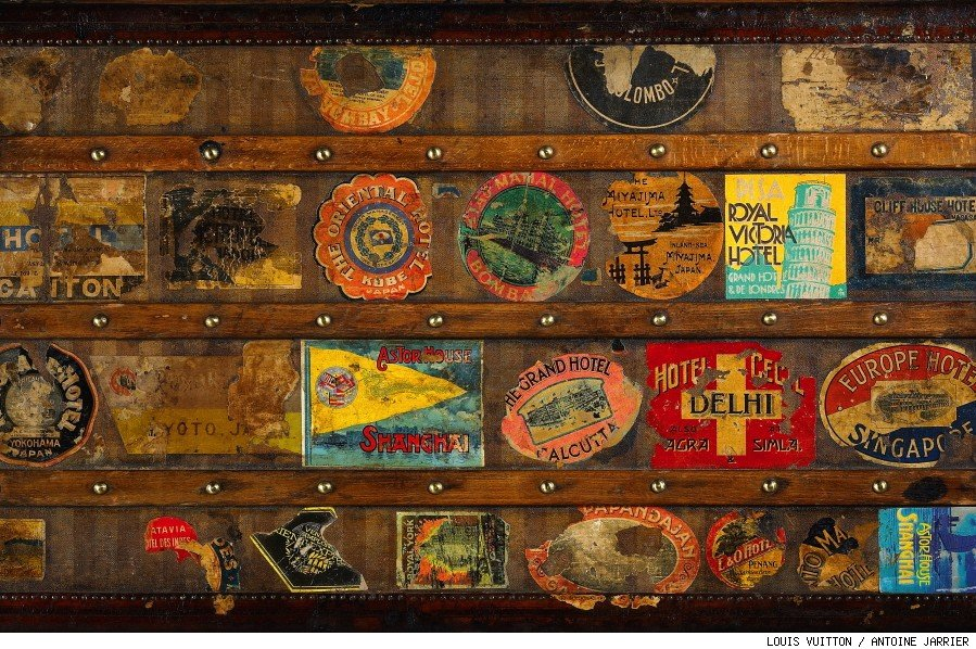 The Mail Trunk made for Charles de Beistegui, 1885