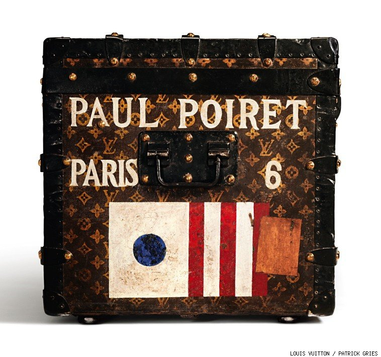 The Mail Trunk made for Paul Poiret 1911