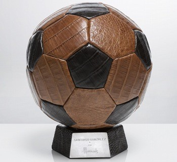 Crocodile Soccer Ball