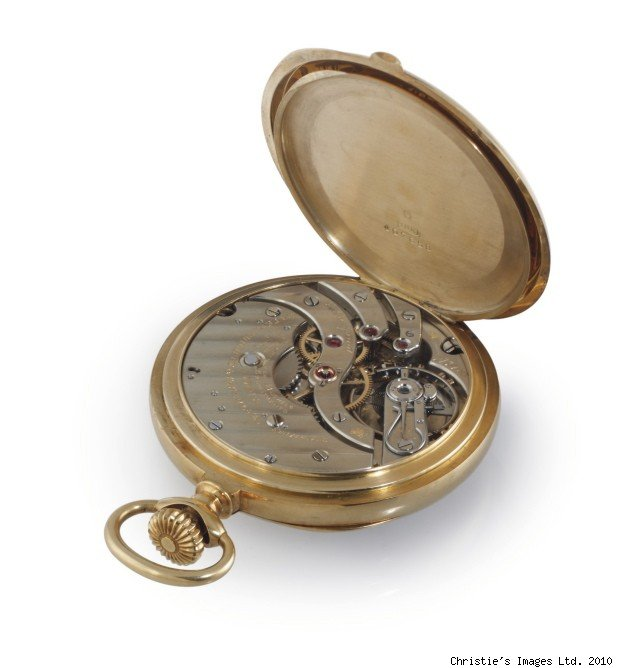 Patek pocket watch