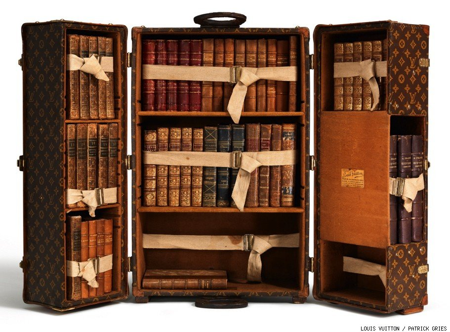 Bookcase Trunk, 1923