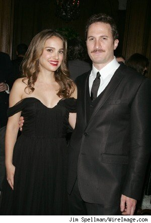 natalie portman and darren aronofsky