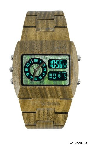 WeWood CRONO Army-Green