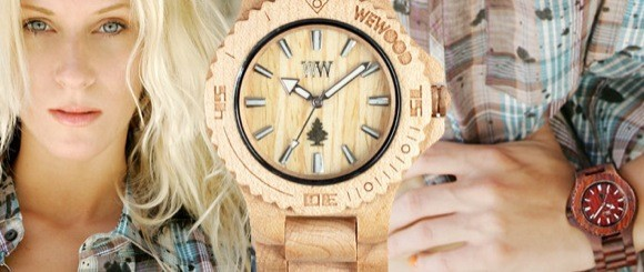 WeWood Wooden Watches