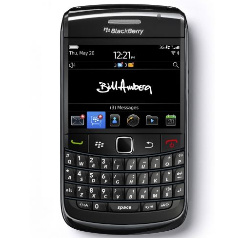 Limited Edition BlackBerry by Bill Amberg