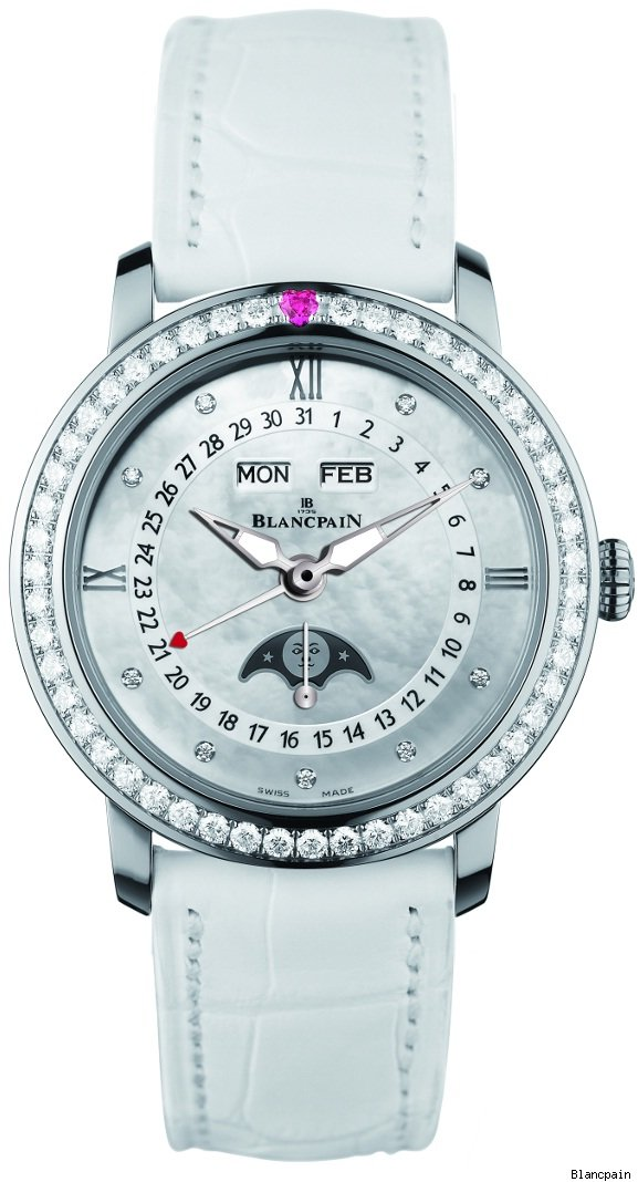 Blancpain Saint Valentin Watch For 2011
