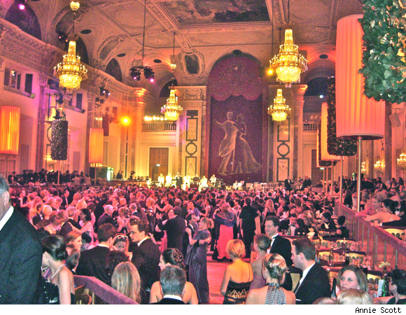 Coffeehouse Owners' Ball, Hofburg Imperial Palace, Vienna
