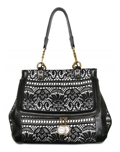 dolce &amp; gabbana lace handbag