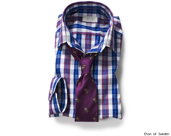 Eton of Sweden's Quest Shirt