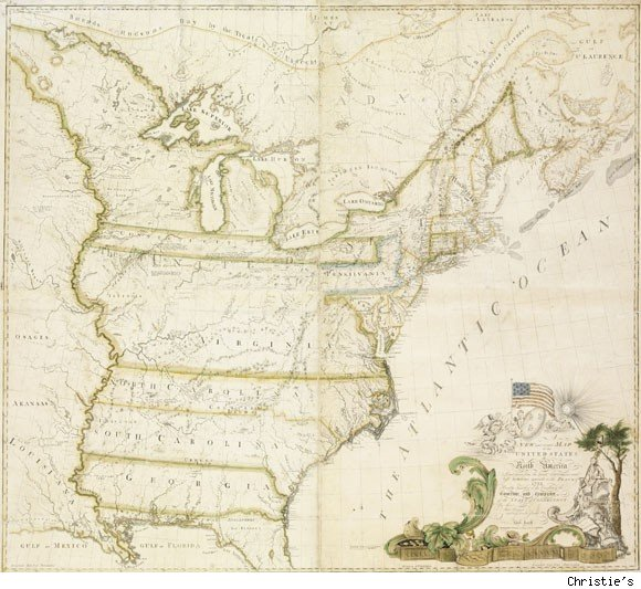 America's First National Map