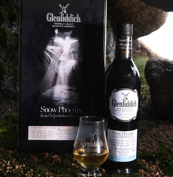 Glenfiddich Snow Phoenix