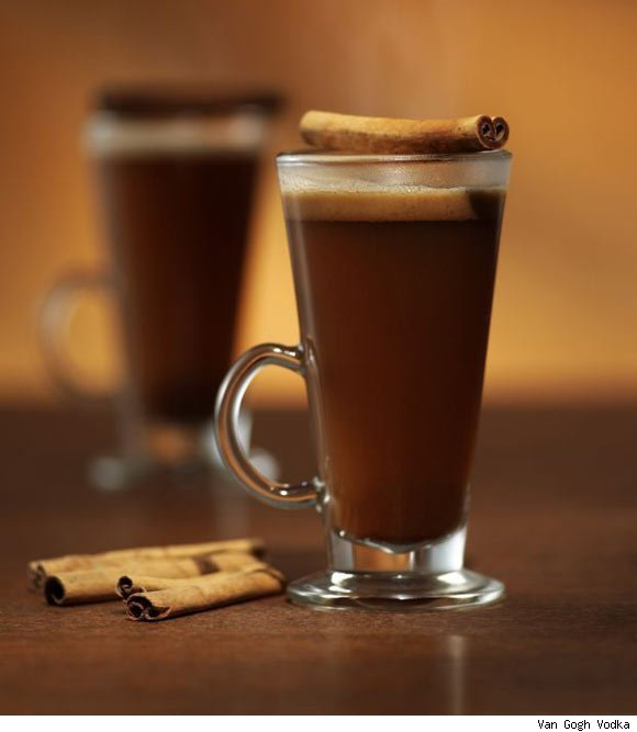 Hot Caramel Buttered Rum