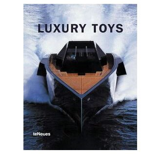 Luxury Toys Book
