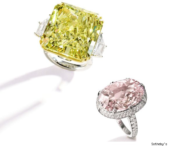 Sotheby's Magnificent jewelry sale