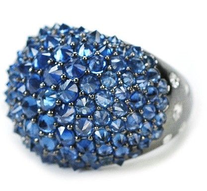 Nam Cho Blue Ring