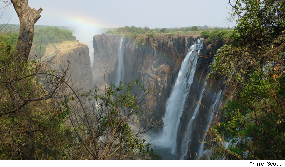 Victoria Falls, Zambia