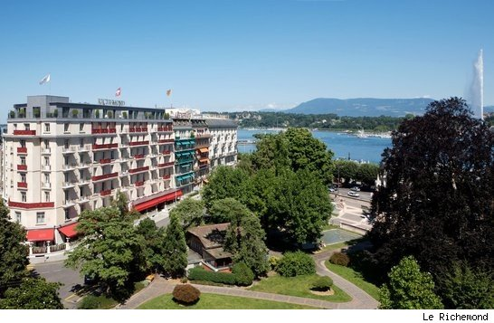 Le Richemond in Geneva