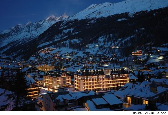 Mount Cervin Palace hotel in Zermatt is a member of Swiss Deluxe Hotels, the leading association of luxury hotels in Switzerland.