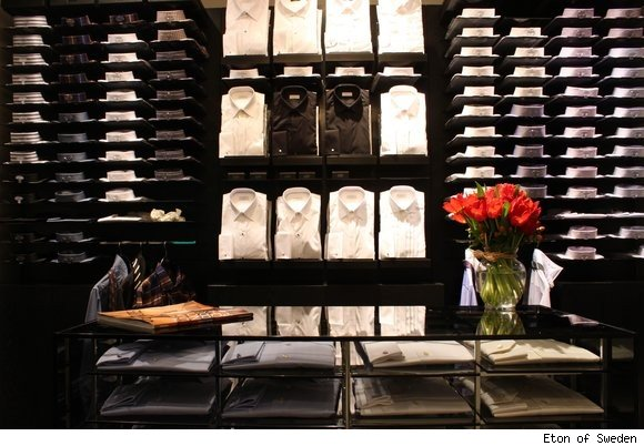 Eton of Sweden Opens First Boutique in New York