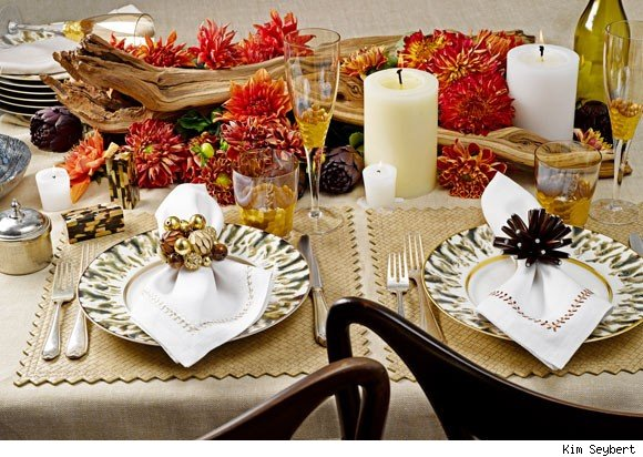 Kim Seybert, designer of lifestyle and tabletop accessories, offers her best tips for holiday entertaining.
