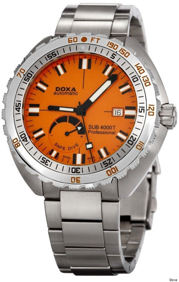 Doxa SUB4000T Watch