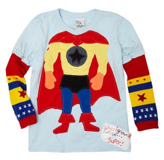 Super Hero T Shirt