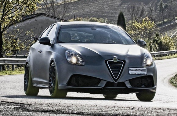 Alfa Romeo Giulietta G430 iMove by Marangoni &amp; Conte of Florence