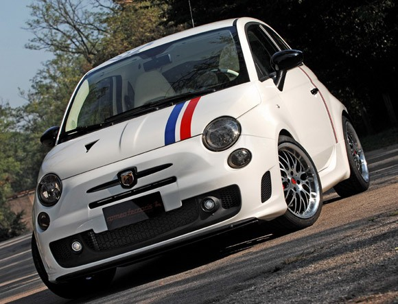 Abarth 500 Monza Limited Edition by Fenice Milano &amp; Romeo Ferraris