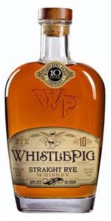 Whistle Pig Rye