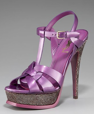Yves Saint Laurent Stingray Tribute Heel