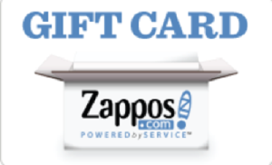 Luxist Giveaway: Win a Zappos Gift Card