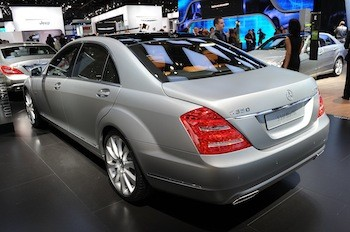 Mercedes-Benz 2012 S350 BlueTEC 4MATIC Coming
