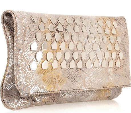 Diane Von Furstenberg Philomena Clutch