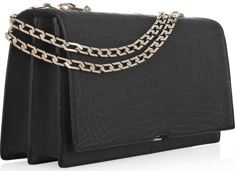 Victoria Beckham Crocodile Bag