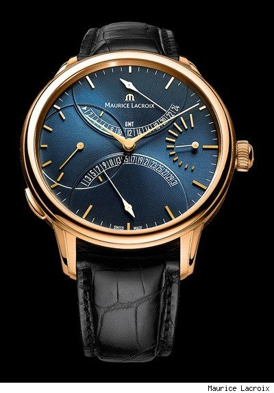 Maurice Lacroix Masterpiece Double Rétrograde Watch