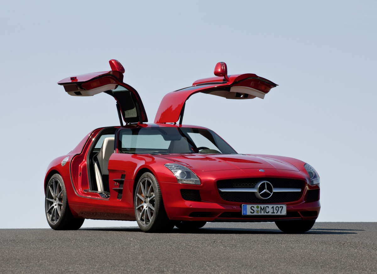 2011 SLS AMG