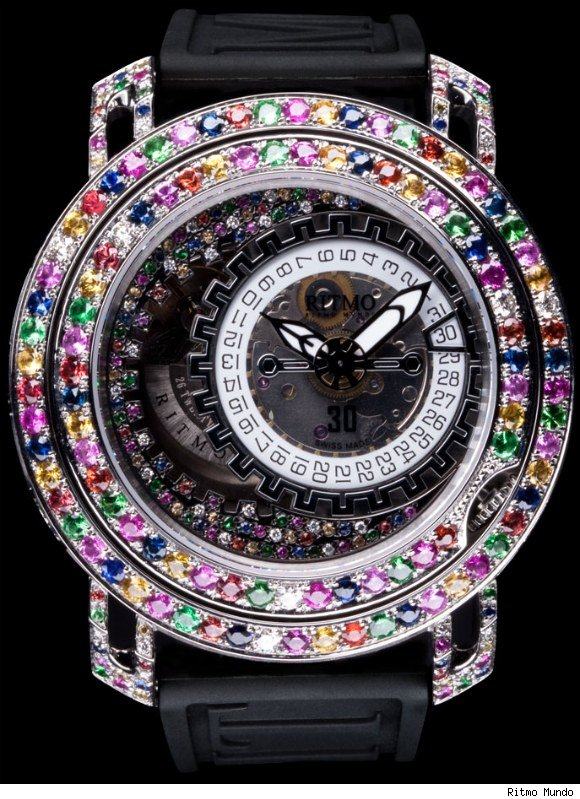 Ritmo Mundo Persepolis Watches Go Gem Crazy