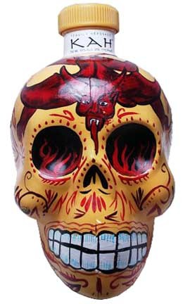 KAH Day of the Dead Tequila