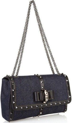 Christian Louboutin Denim Bag