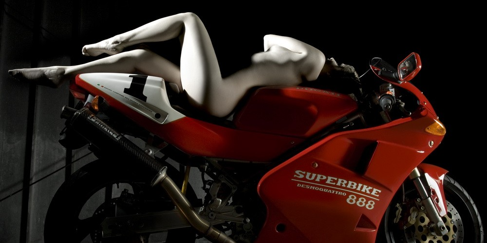 All images courtesy Ducati