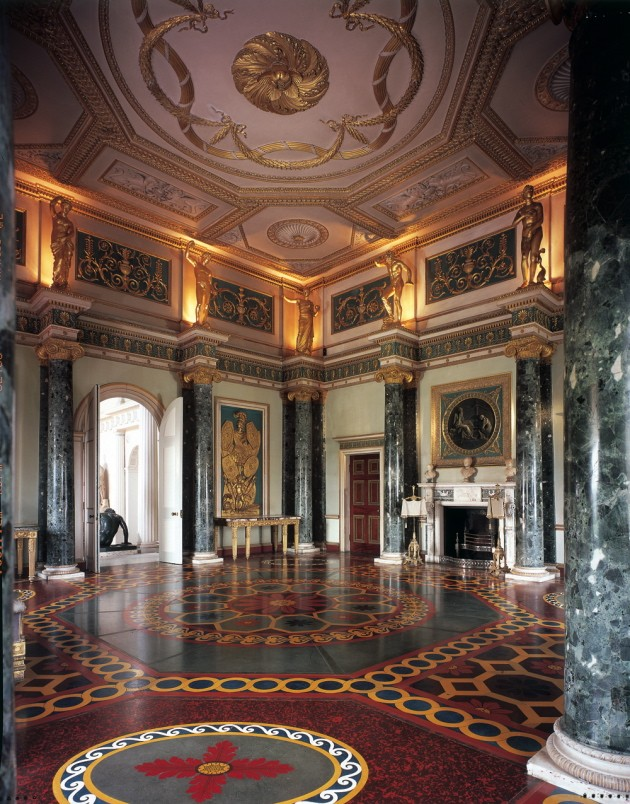 1000 Images About Interiors Of Castles Stately Homes On