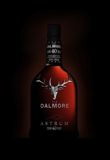 The Dalmore Astrum: 40 Years Old and Finished in Rum Casks